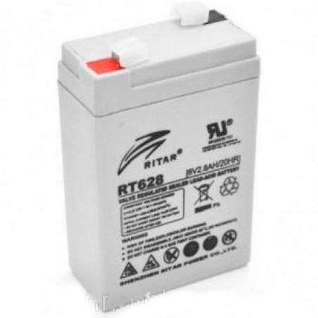 Batería Ritar RITAR RT628