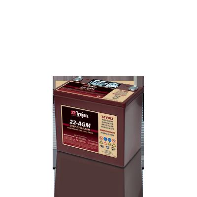 Batería Trojan TROJAN 22-AGM