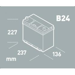 Batería Tudor TUDOR TA456-2