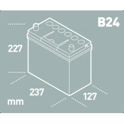 Batería Tudor TUDOR TB456-2