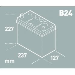 Batería Tudor TUDOR TB457-2