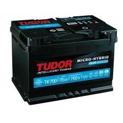 Batería Tudor TUDOR TK700