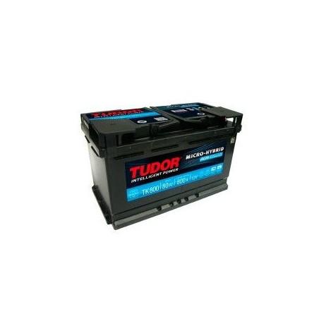 Batería Tudor TUDOR TK800