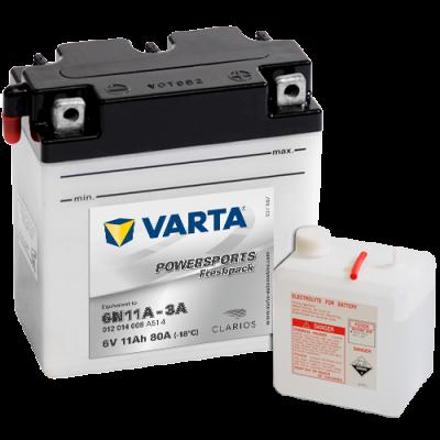 Batería Varta 6N11A-3A VARTA 012014008