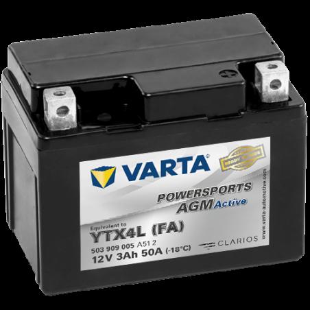 Batería Varta YTX4L-4 VARTA 503909005