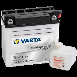 Batería Varta 12N5.5-3B VARTA 506011004