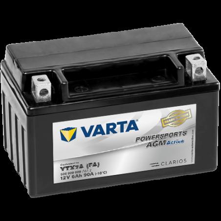 Batería Varta YTX7A-4 VARTA 506909009