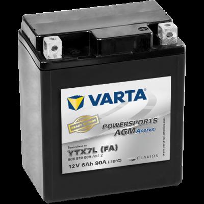 Batería Varta YTX7L VARTA 506919009