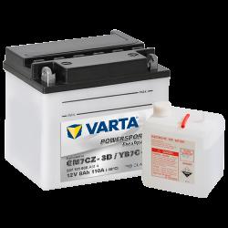 Batería Varta GM7CZ-3D,YB7C-A VARTA 507101008
