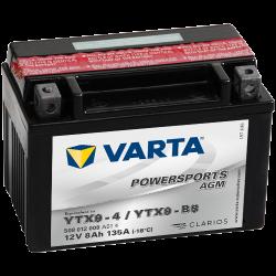 Batería Varta YTX9-4,YTX9-BS VARTA 508012008