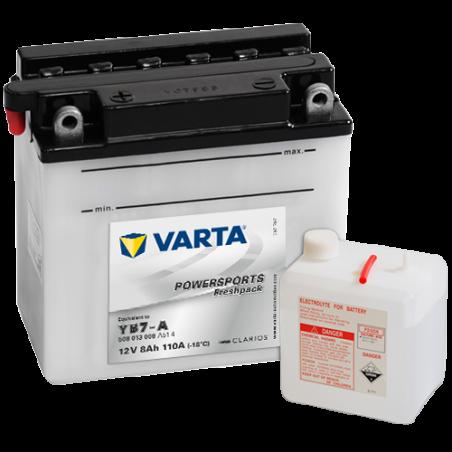 Batería Varta YB7-A VARTA 508013008