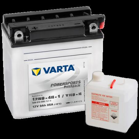 Batería Varta 12N9-4B-1,YB9-B VARTA 509014008