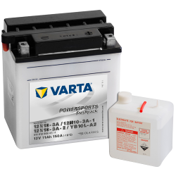 Batería Varta 12N10-3A,12N10-3A-1,12N10-3A-2,YB10L-A2 VARTA 511012009
