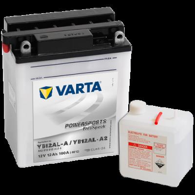 Batería Varta YB12AL-A,YB12AL-A2 VARTA 512013012