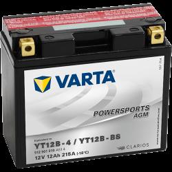 Batería Varta YT12B-4,YT12B-BS VARTA 512901019