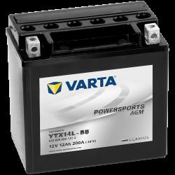 Batería Varta YTX14L-BS VARTA 512905020
