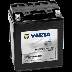 Batería Varta YTX14AH-BS VARTA 512908021