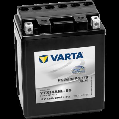Batería Varta YTX14AHL-BS VARTA 512918021