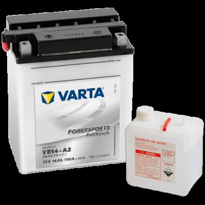 Batería Varta YB14-A2 VARTA 514012014