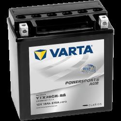 Batería Varta YTX20CH-BS VARTA 518908027
