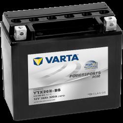 Batería Varta YTX20H-BS VARTA 518908032