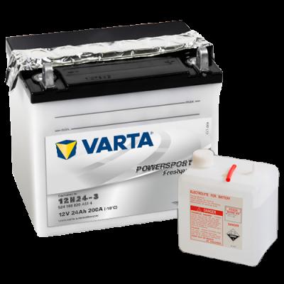 Batería Varta 12N24-3 VARTA 524100020