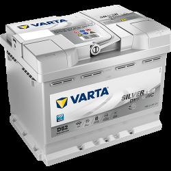 Batería Varta VARTA D52