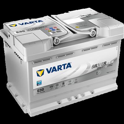 Battery Varta VARTA E39