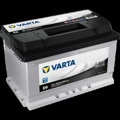 Batería Varta VARTA E9