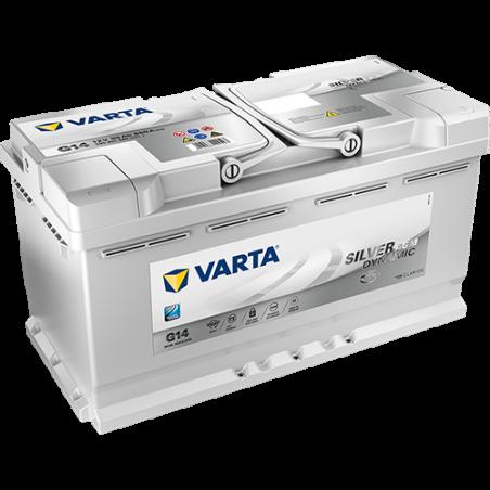 Batería Varta VARTA G14