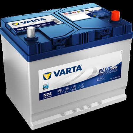 Batterie Varta VARTA N72