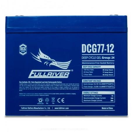 Batería Fullriver FULLRIVER DCG77-12