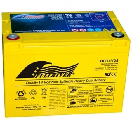 Batería Fullriver FULLRIVER HC14V25