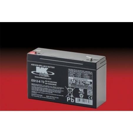 Batería Mk MK ES12-6 T2