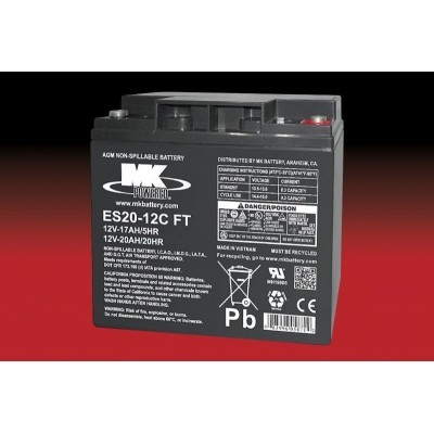 Batería Mk MK ES20-12C FT