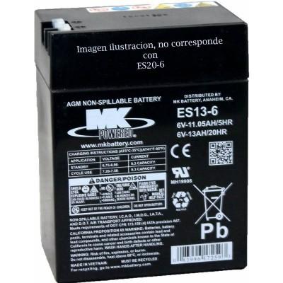 Batería Mk MK ES20-6