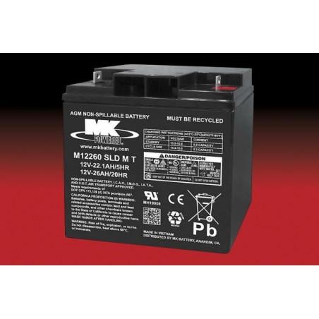 Batería Mk MK ES26-12T