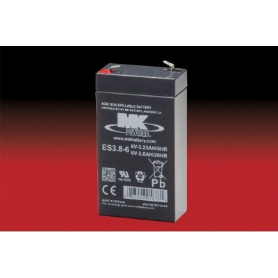 Battery Mk ES3.8-6