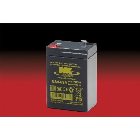 Batería Mk MK ES4-6SA
