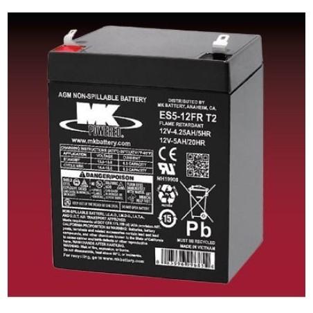 Batería Mk MK ES5-12FR T2