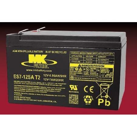 Batería Mk MK ES7-12SA T2