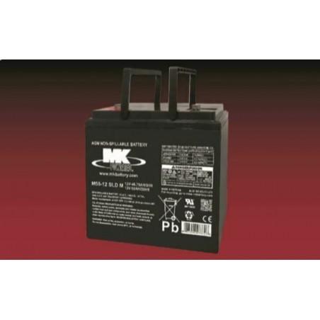Batería Mk MK M55-12 SLD M