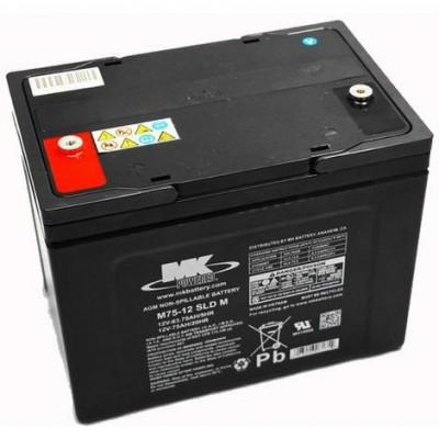 Batería Mk MK M75-12 SLD M