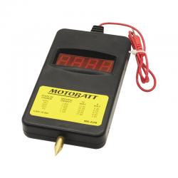 Comprobador de batería Motobatt MOTOBATT MB-AVM-3