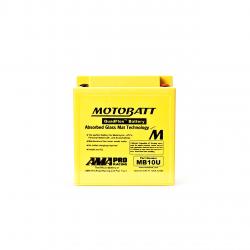 Batería Motobatt YB10AA2,YB10LA2,YB10LBP,YB10LB2 MOTOBATT MB10U-2