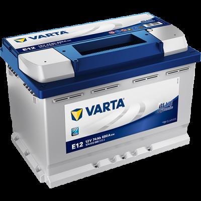 Batería Varta VARTA E12
