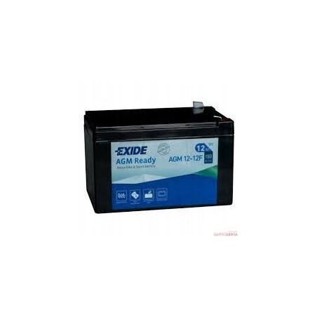 Batería Exide EXIDE AGM12-12F