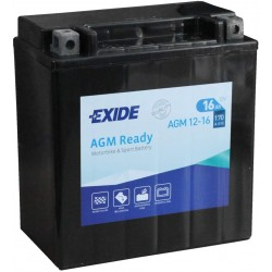 Batería Exide EXIDE AGM12-16