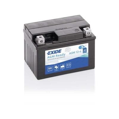 Batería Exide EXIDE AGM12-4