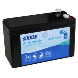 Batería Exide EXIDE AGM12-7F